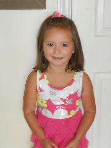 Gracie's 1st Day Preschool